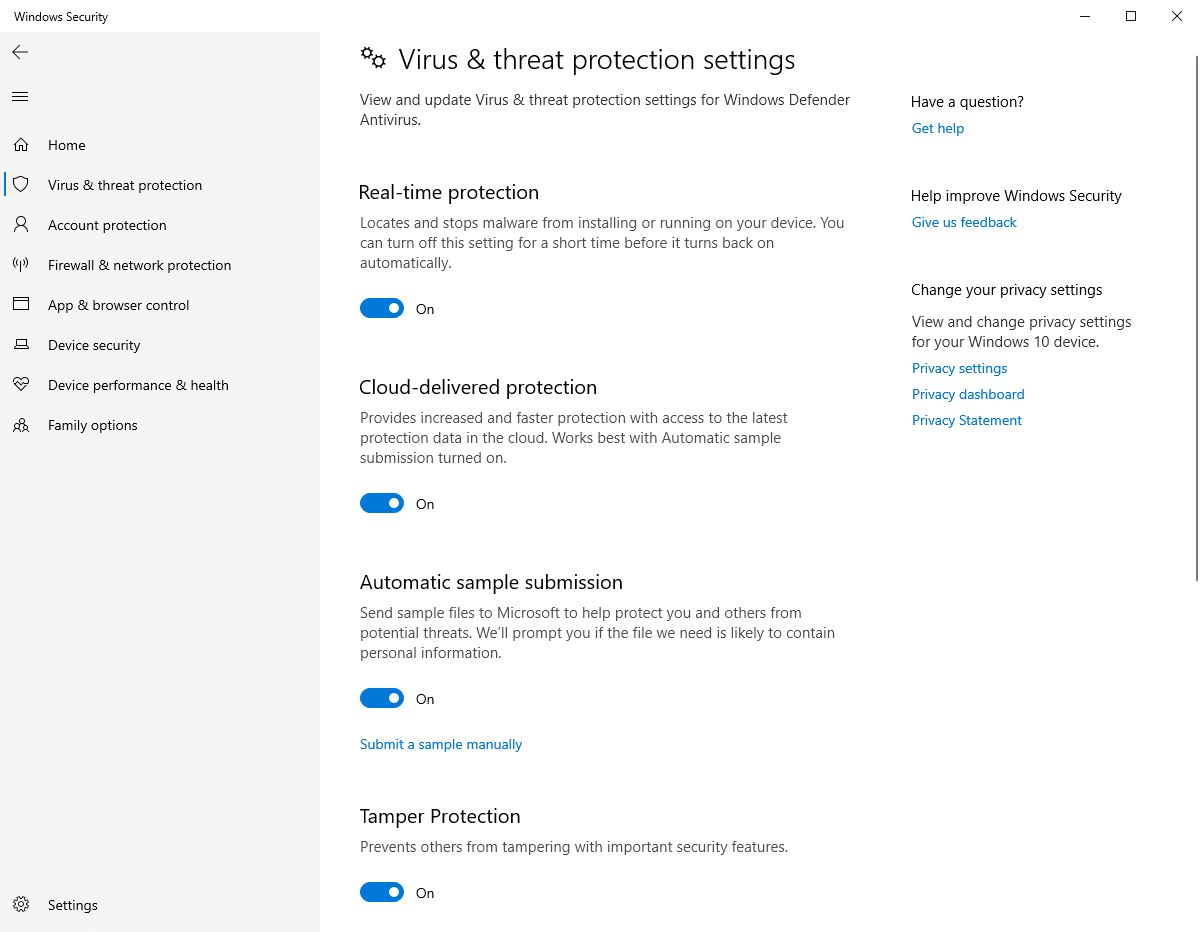 Disable windows defender 05