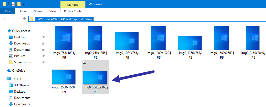 Enable windows 10 light theme step 06