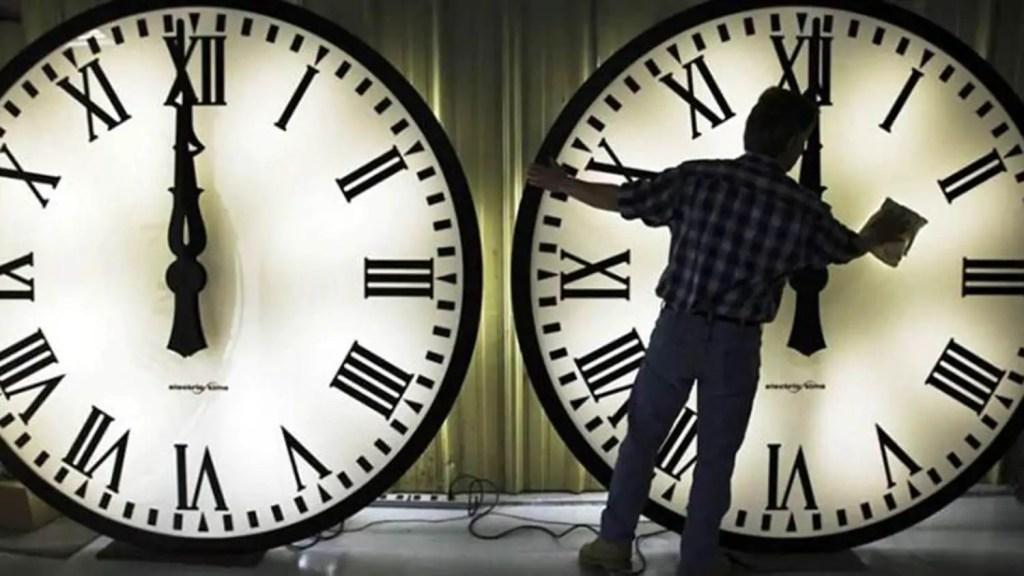 Clock fix