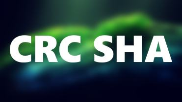 Remove crc sha from context menu - featured