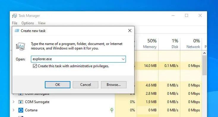 Run-file-explorer-as-admin-explorer-command