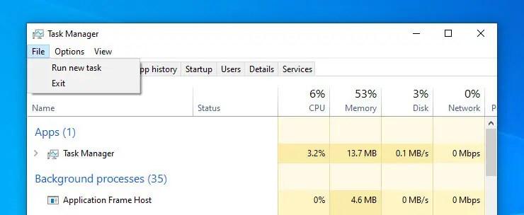 Run-file-explorer-as-admin-select-run-new-task-option