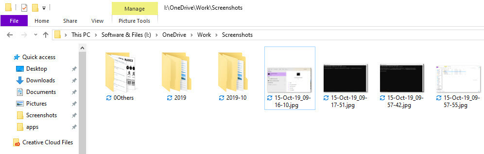 Sync-any-folder-with-onedrive-folder-contents-synced