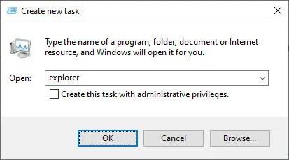 Task-manager-file-fxplorer-command-enter-explorer-command