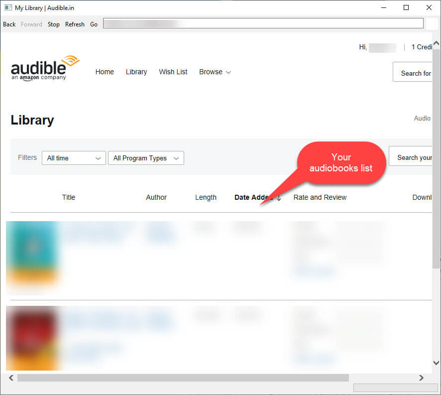 Convert-audible-audiobook-to-mp3-audiobooks-list-in-audible