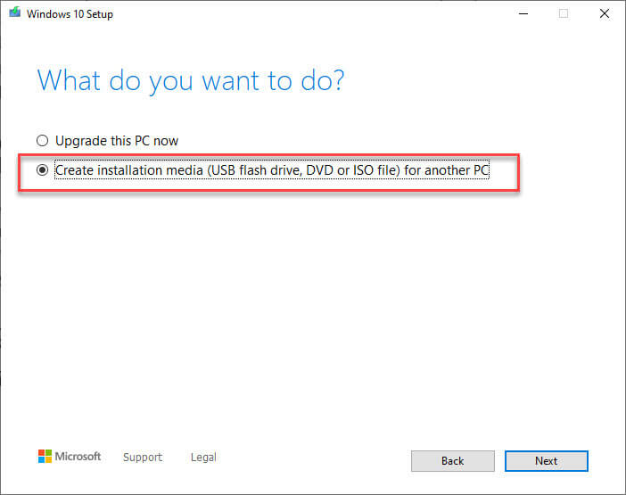 Download-windows-10-v1909-iso-select-create-installation-media-option