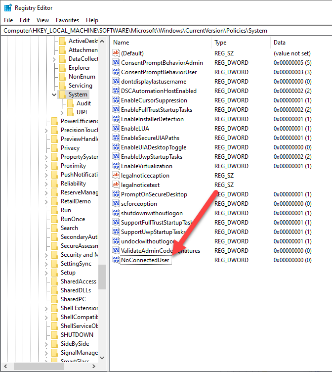 Fix-windows-10-sync-issue-create-value