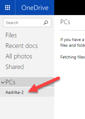 Access-pc-files-in-onedrive-click-on-pc-name