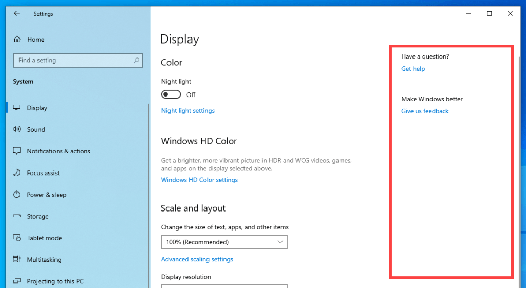Remove-tips-and-videos-from-settings-app-windows-10-tips-removed
