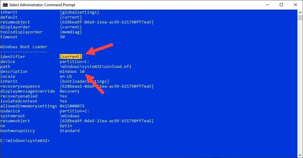 Windows-boot-loggin-events-identifier