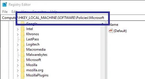 Disable-block-microsoft-store-app-windows-10-go-to-folder