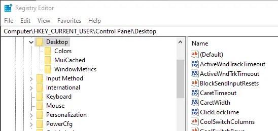 Disable-windows-wallpaper-compression-go-to-reg-folder