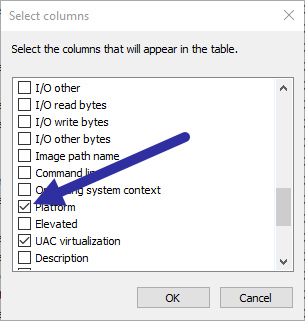 Application-32-bit-or-64-bit-select-platform-option