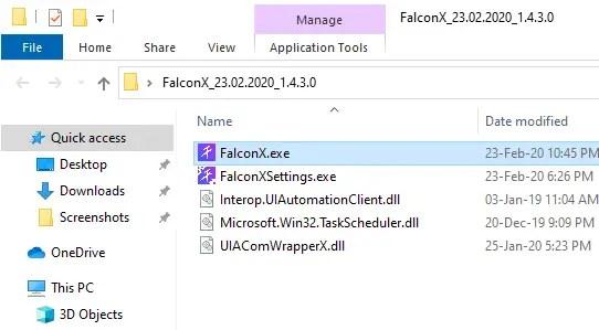 Center-taskbar-icons-open-application