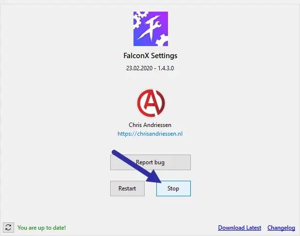 Center-taskbar-icons-reset
