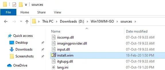 Convert-esd-to-wim-delete-esd-file