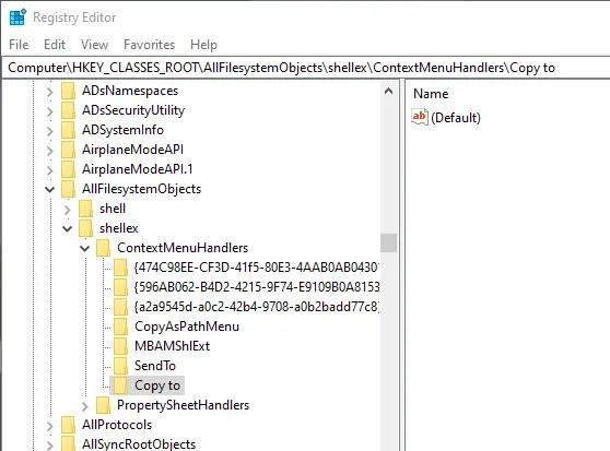 Copy-to-right-click-option-create-folder