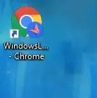 Pin-chrome-profile-to-taskbar-desktop-shortcut-created