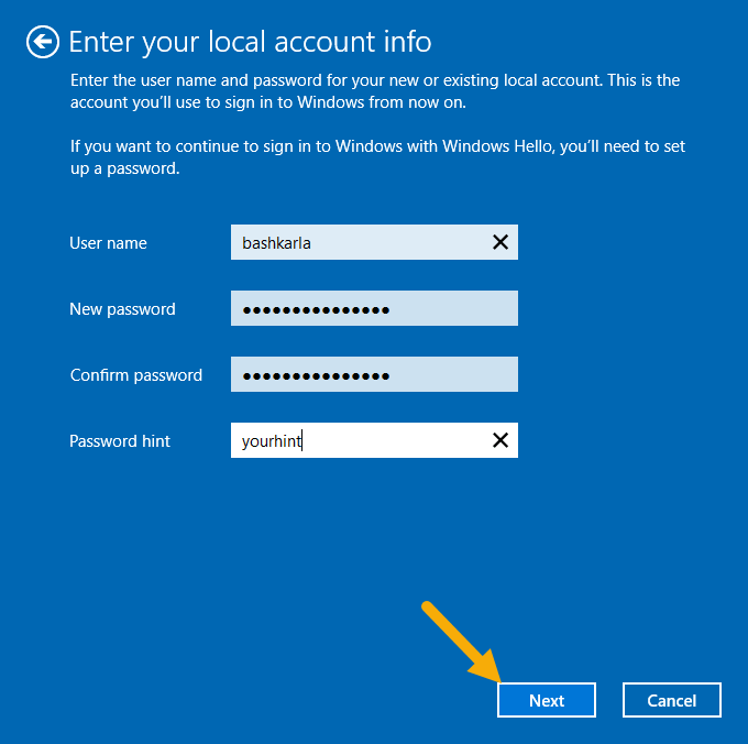 Unlink-windows-10-license-new-username