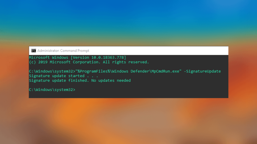 Windows-defender-command-line-featured