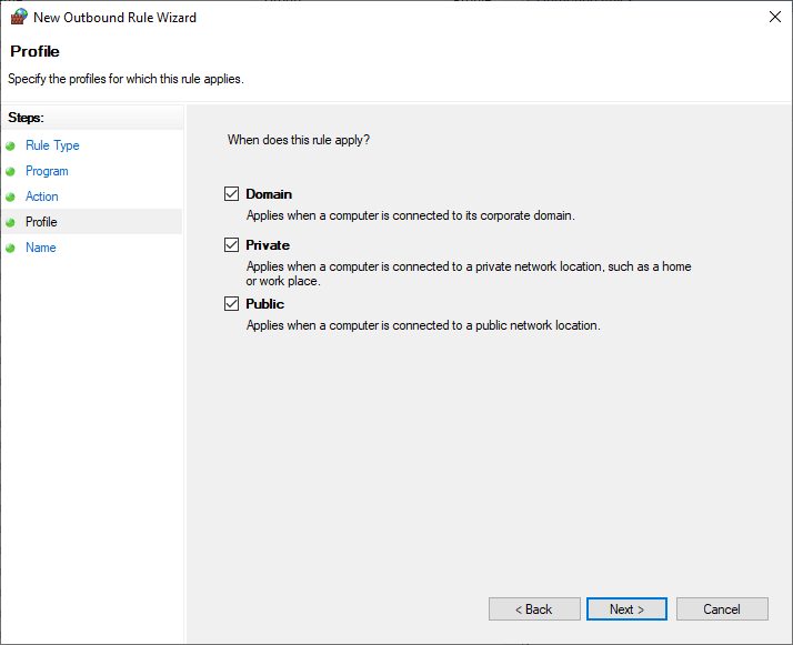 Block-program-with-windows-firewall-profile