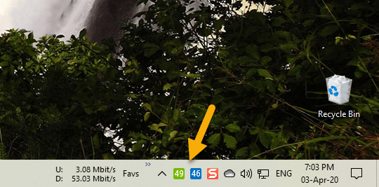 Taskbar-widgets-toolbars-temps