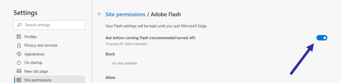 Turn-on-flash-in-edge-browser-120620