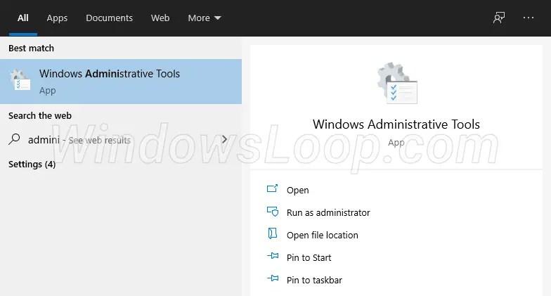 Open-administrative-tools-050720