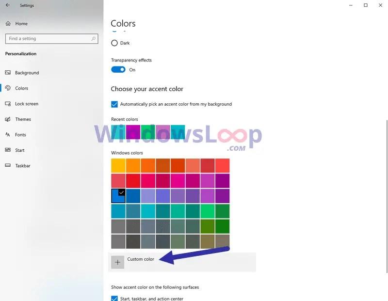 Set-custom-taskbar-color-300820