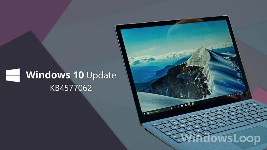 Kb4577062-update