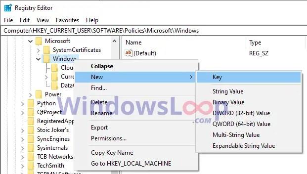 Create-new-folder-in-registry-190920