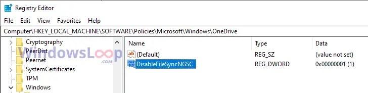 Onedrive-registry-key-290920