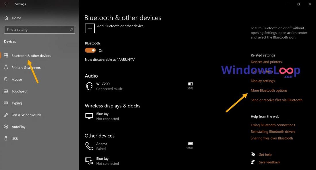 More-bluetooth-options-011020
