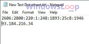 Notedown-ip-address-311020