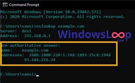 Nslookup-command-find-website-ip-address-311020