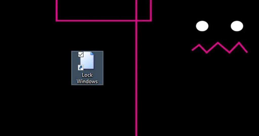 Desktop-shortcut-to-lock-windows-181120