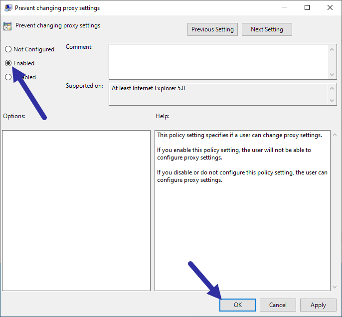 Disable-proxy-in-windows-10-291220
