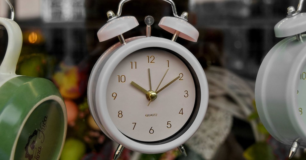 Traditional-alarm