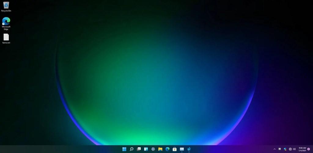 medium taskbar icons