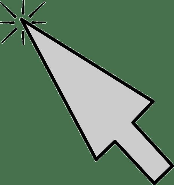 Windows10のマウスカーソル(矢印)を大きくする方法