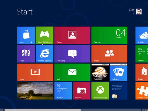 start-screen