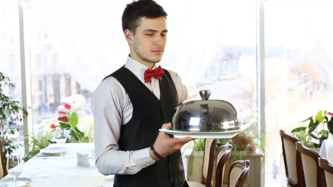 profesi pelayan yang menakjubkan