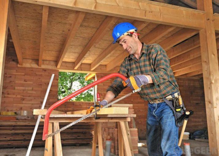 Profesi tukang kayu yang akurat