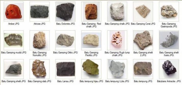 macam-macam batuan