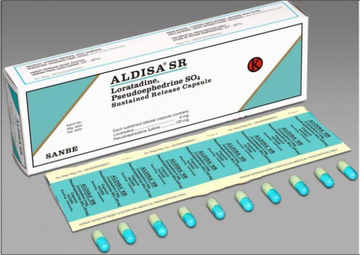 obat aldisa sr