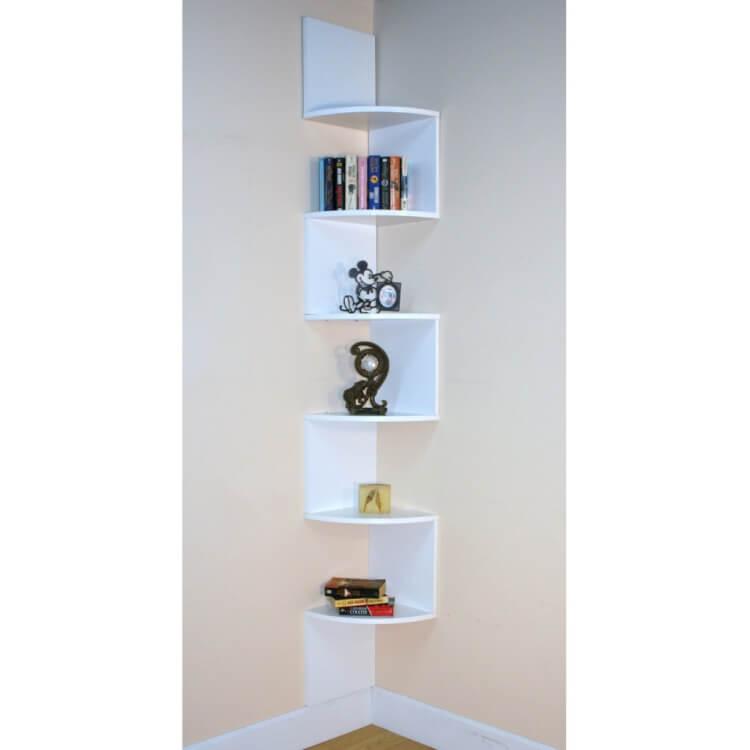 Model Rak Buku dari kayu