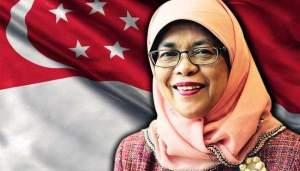 Read more about the article Profil Halimah Yacob, Mantan Penjual Nasi Padang jadi Presiden
