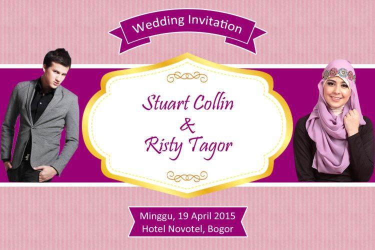 template undangan pernikahan online