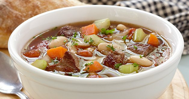 Easy Beef Vegetable Soup Recipes So Tasty