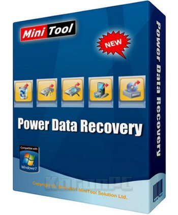 MiniTool Power Data Recovery 8.7 Crack Full Serial Key
